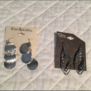 Earrings- Kim Rogers and Fashion Essentials